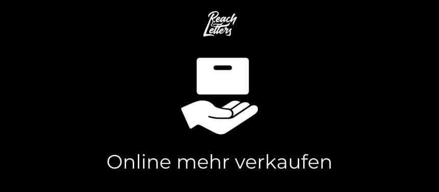 Online mehr verkaufen